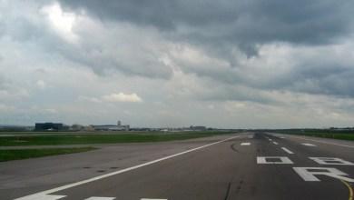 Landingsbaan Londen Gatwick