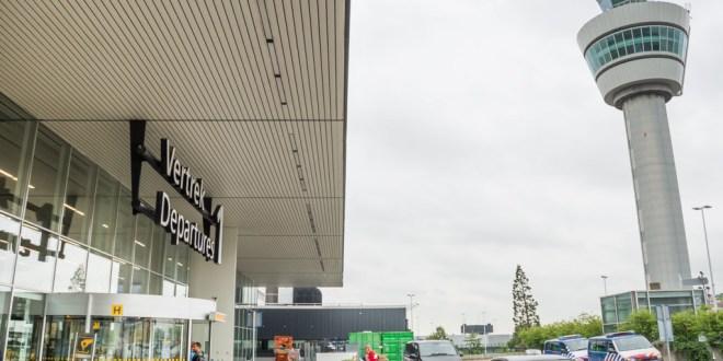 Wegbrengen passagiers Schiphol tijdelijk lastig