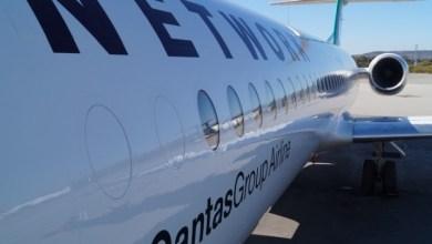 Fokker 100 Network Airline