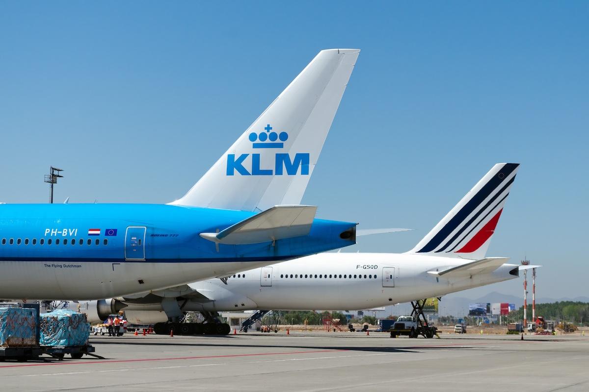 Delta, AF-KLM en Virgin samen in joint venture