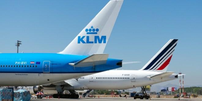 AF-KLM stellen VK veilig met Virgin
