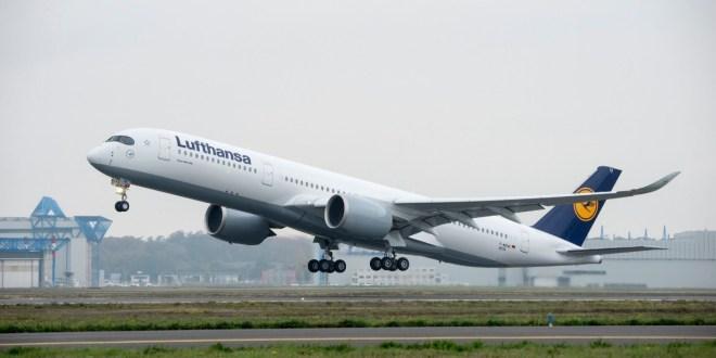 Lufthansa is dol op de Airbus A350 – foto's
