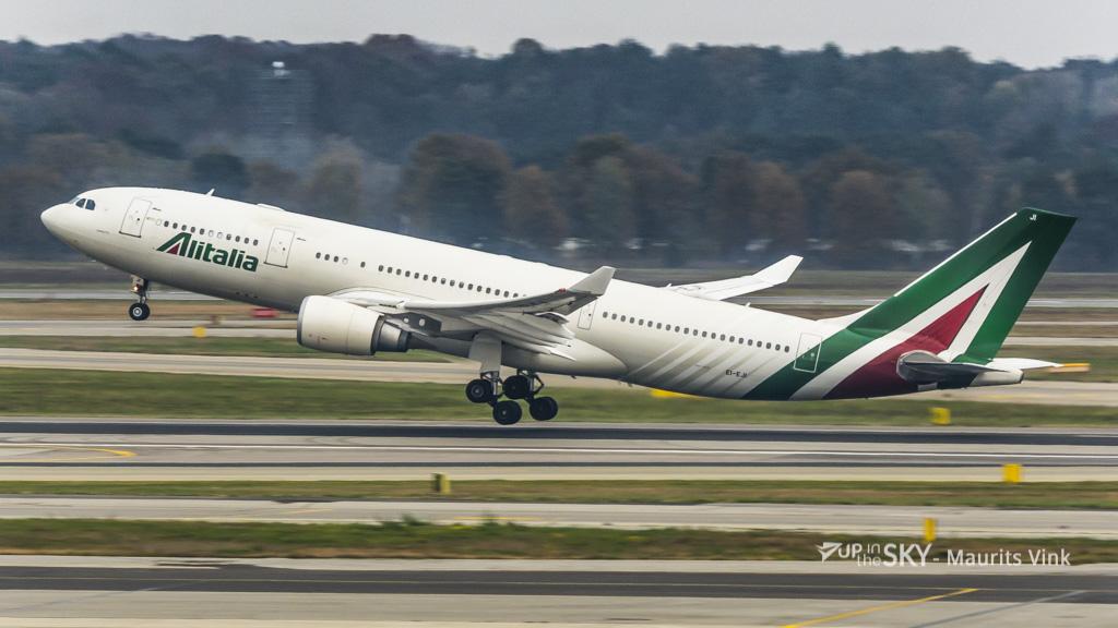 Ryanair toch geïnteresseerd in overname Alitalia