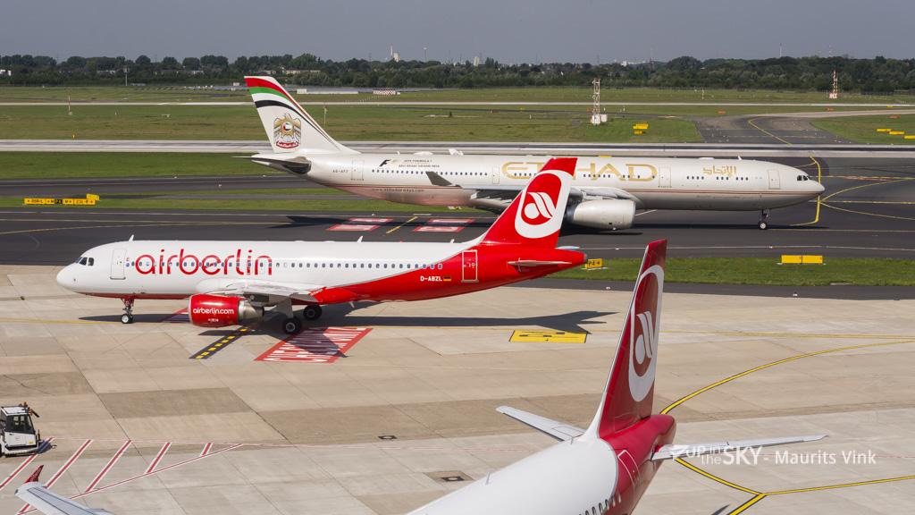 'Opknippen Air Berlin sneller dan verwacht'