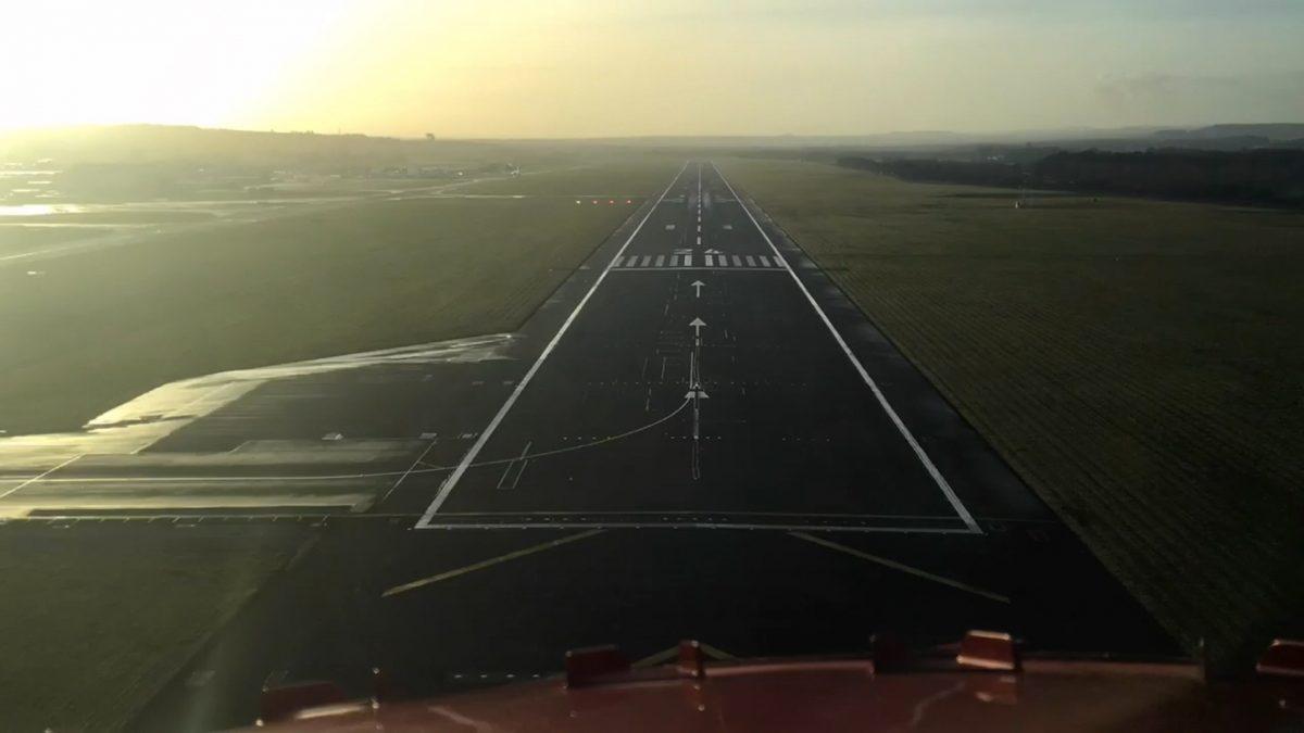 Uitbreiding Edinburgh Airport van start