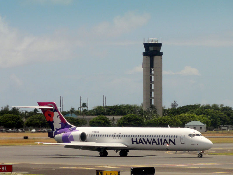 'Verwarde' man dood op Honolulu Airport