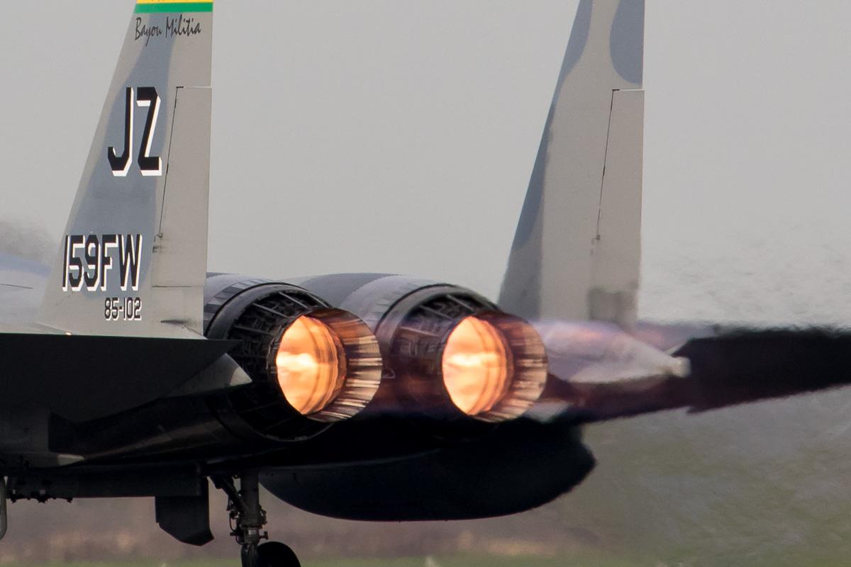 Boeing verlengt leven F-15