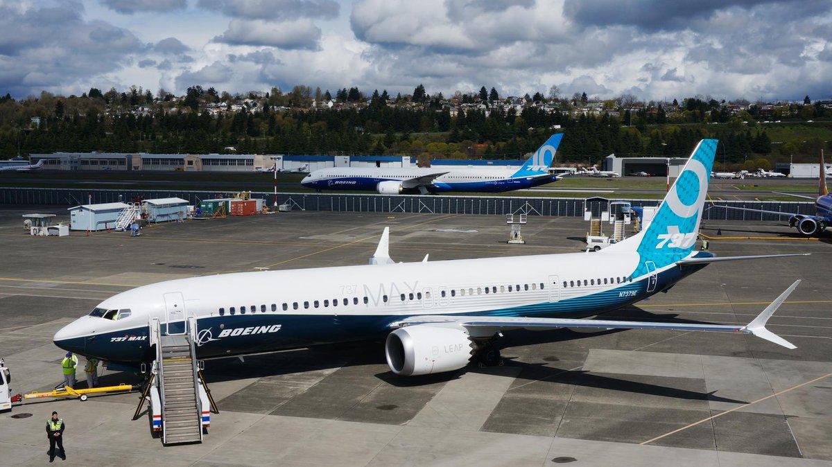 Boeing krijgt groen licht voor 737 MAX 9