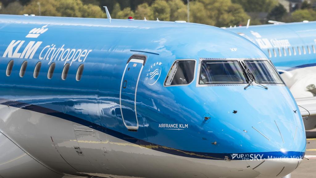 KLM Cityhopper keert terug