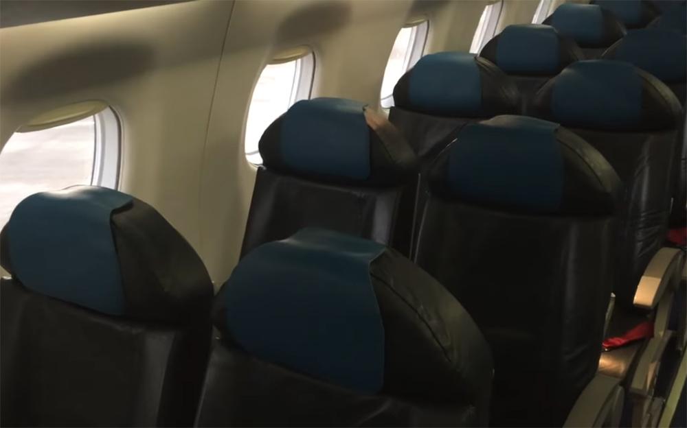 KLM: Stoelen Embraer zijn in orde