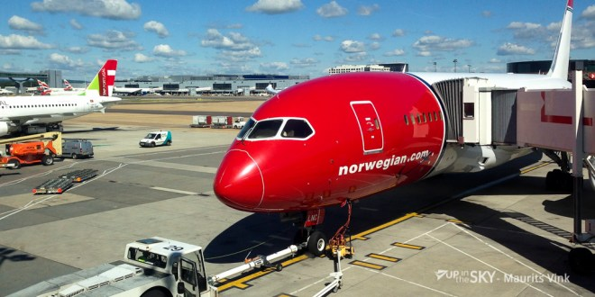 Norwegian-ceo bezorgd om Britse vliegtaks