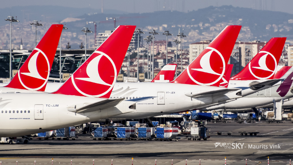 Toch geen Boeing 747-8's voor Turkish Airlines