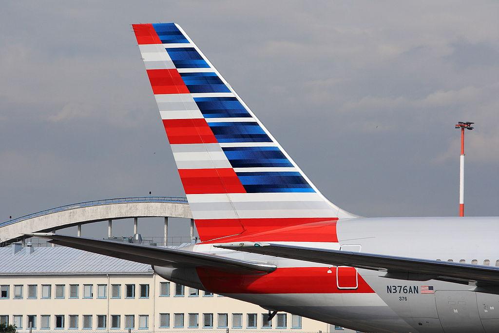 American met groter vliegtuig naar Amsterdam