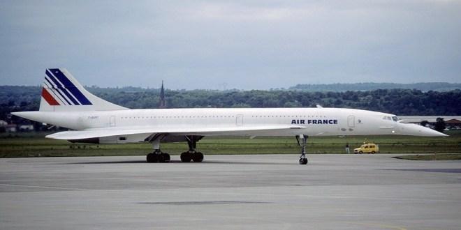 Laatste vlucht AF Concorde 14 jaar geleden – video