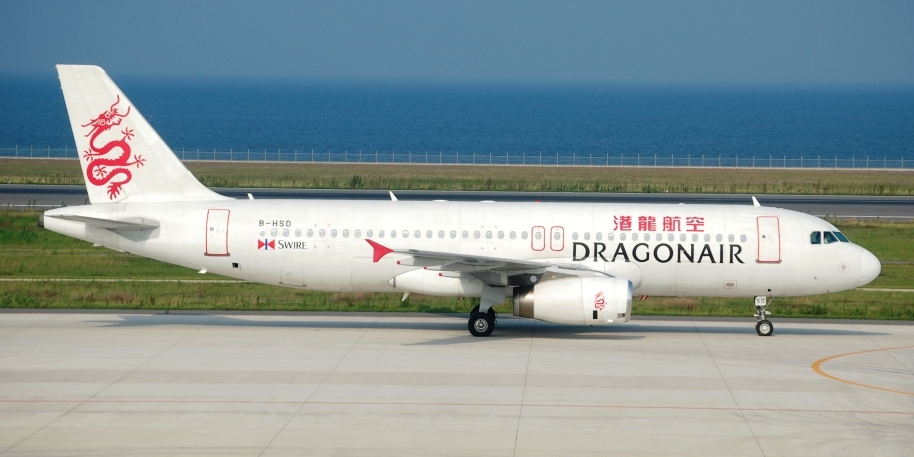 Cathay Dragon vervangt A320's en A321's