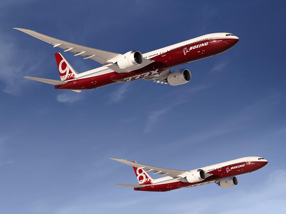 Boeing belooft: nieuwe 777 geschikt voor Londen-Sydney