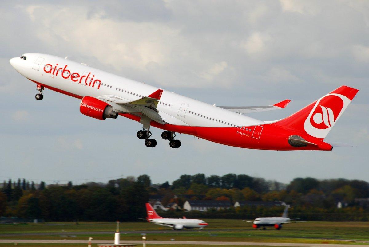 Lufthansa ziet af van langeafstandsvloot airberlin