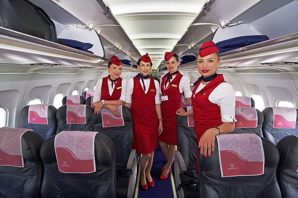 KLM werkt samen met Turks Atlasglobal