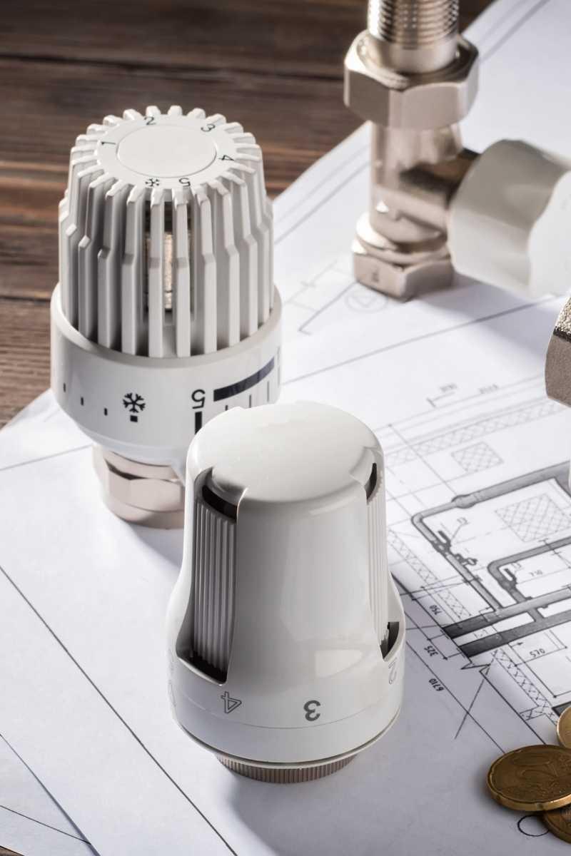 Boiler Valves Installations
