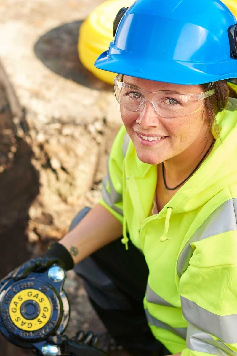 Commercial gas engineer UK