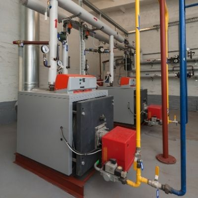 Commercial gas safety