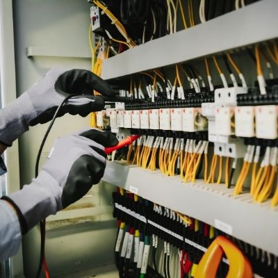 commercial electrical certificate services UK