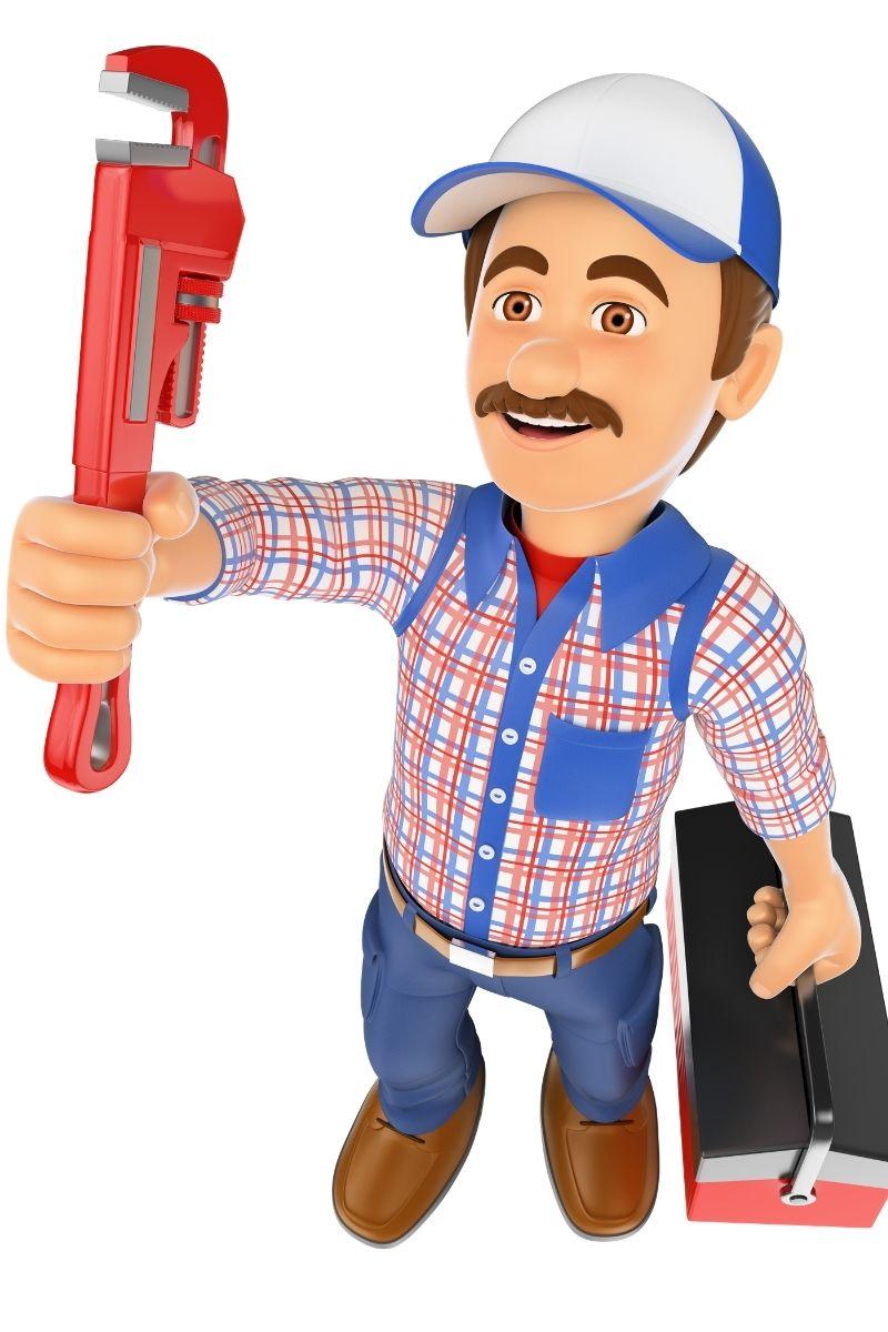 Local plumber registered near me