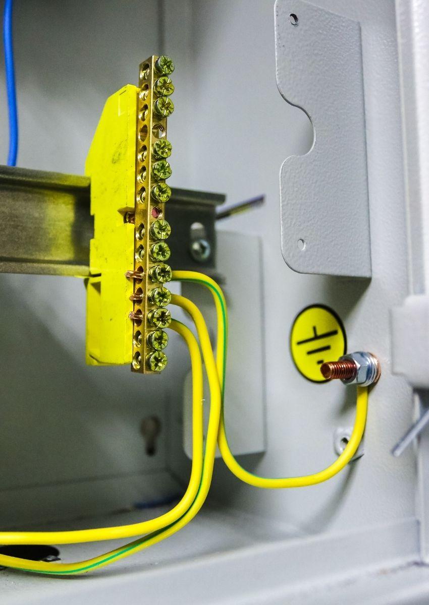 Electrical earth bonding uk