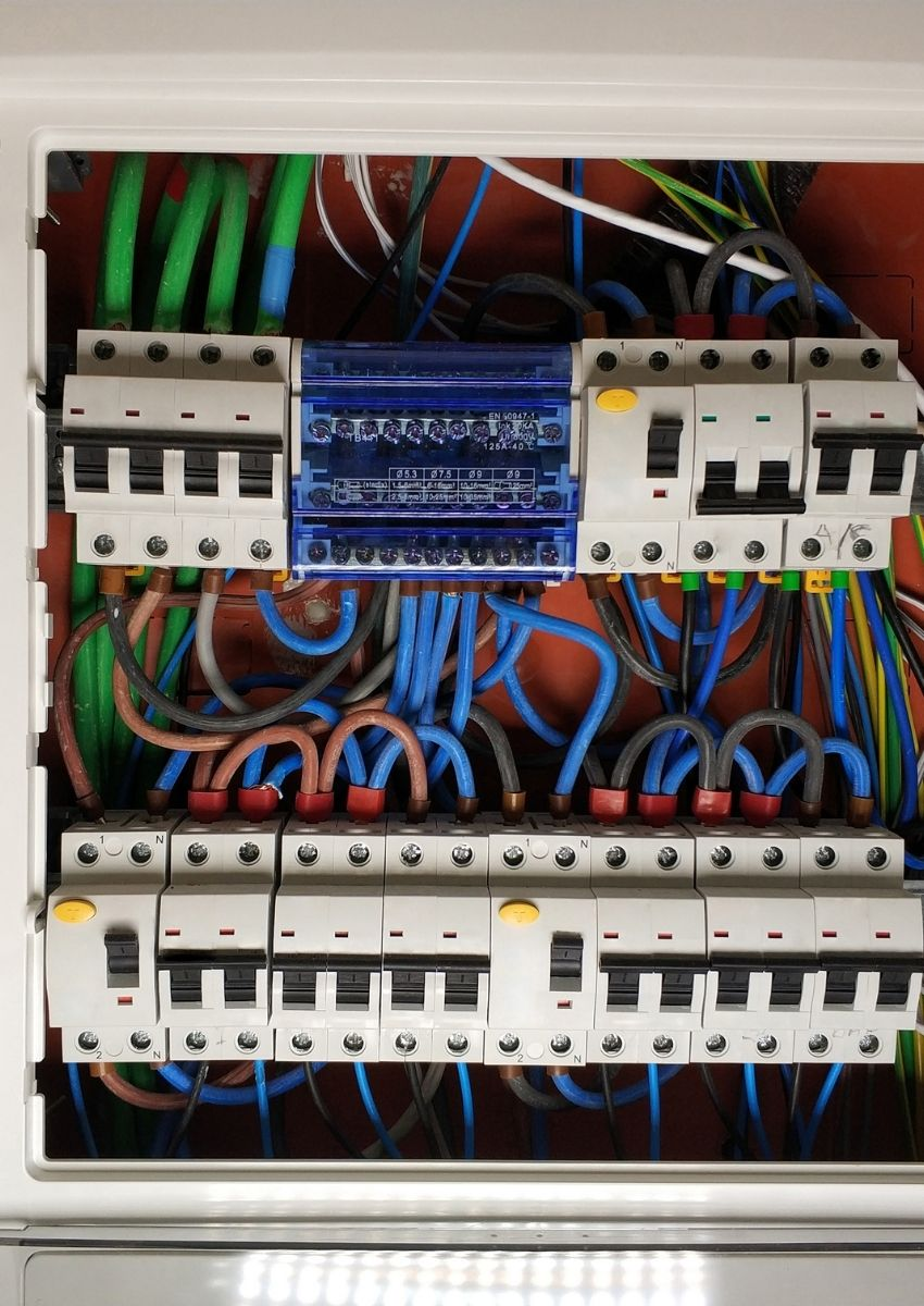 consumer unit replacement cost