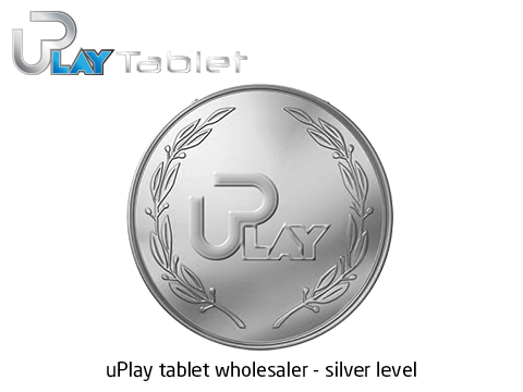 1. uPlay tablet wholesaler - silver level