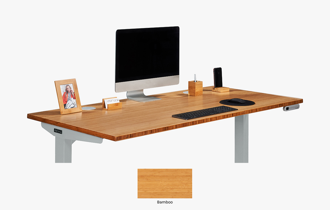 The Best Standing Desks Rated By Wirecutter Uplift Desk