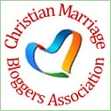 Christian Marriage Bloggers Association Members Badge