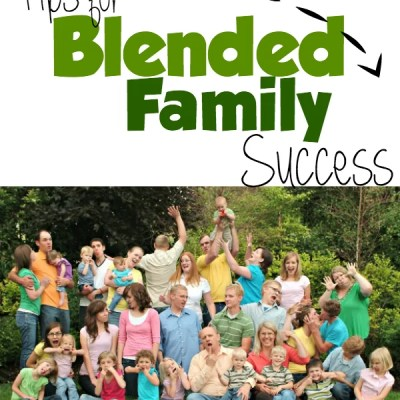 6 Important Tips For Blended Family Success