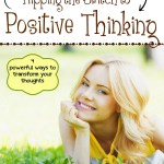 How to Get Rid of Negative Thoughts: Flipping the Switch to Positive Thinking