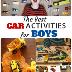 The Best Activities and Gifts for Boys that Love to Play with Cars