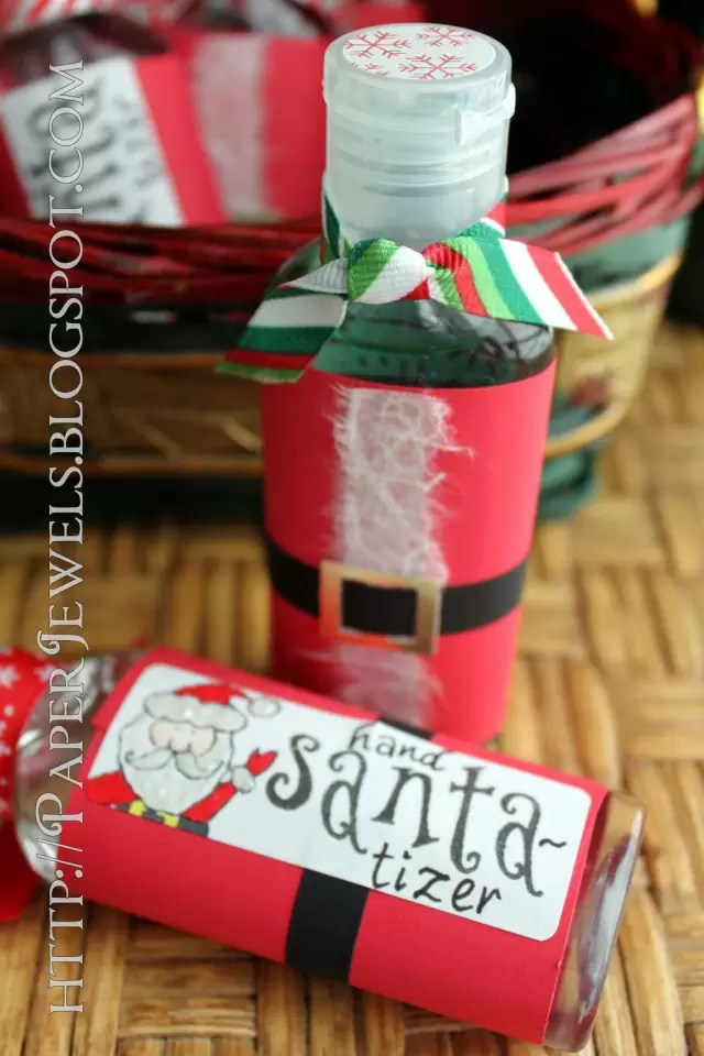 salsa or nacho cheese gift from pebbles in my pocket - Cheap Christmas Ideas