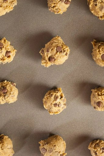 Eggless Cookie Dough