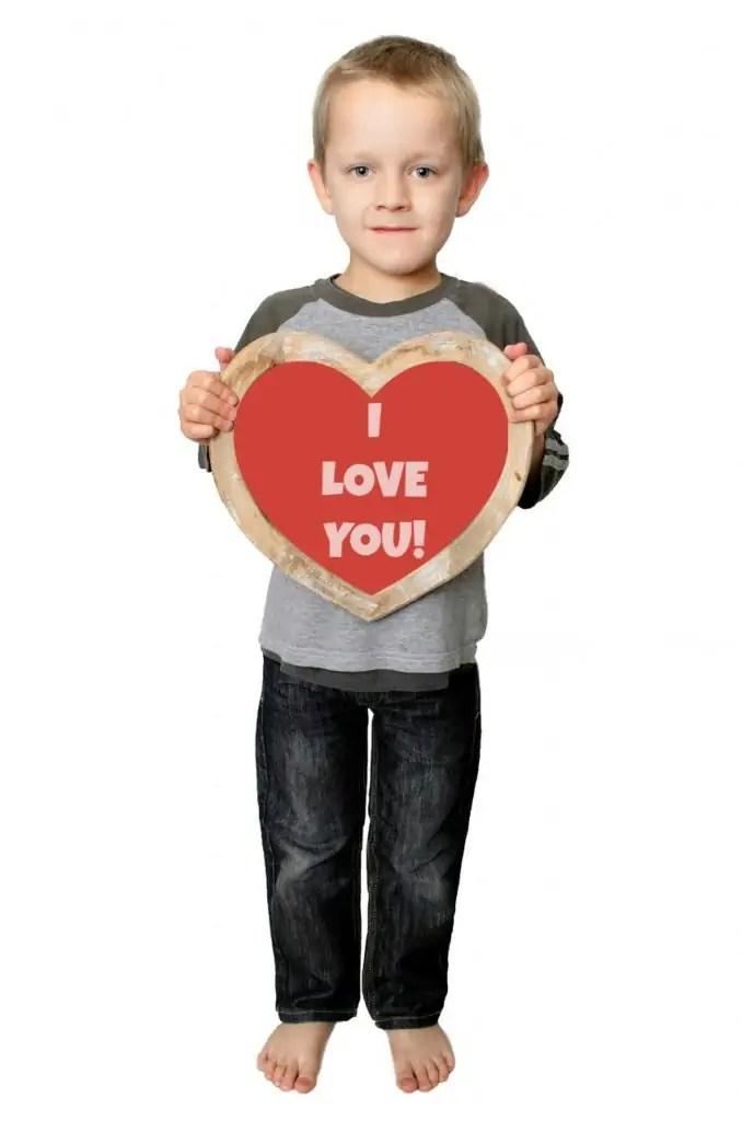 fun ways to show love