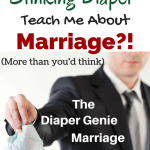 The Diaper Genie Marriage Analogy