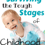 How to Survive the Tough Stages of Childhood