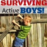 5 TIps for Raising Active Boys