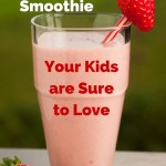 The After-School Smoothie Your Kids are Sure to Love