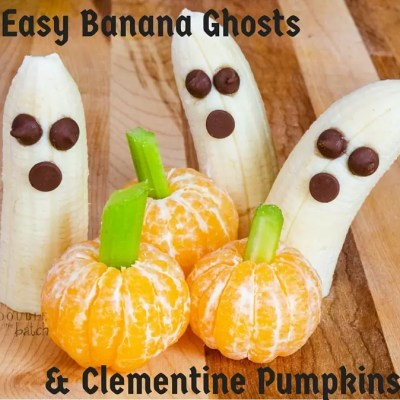 Super Simple Halloween Snacks