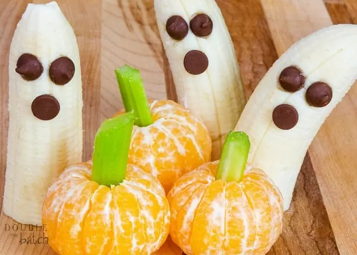 Halloween treats/snacks that are SUPER SIMPLE