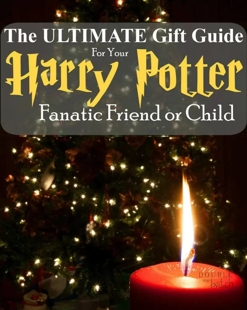 These are seriously the best harry potter gift ideas! I have so many friends that would love these!