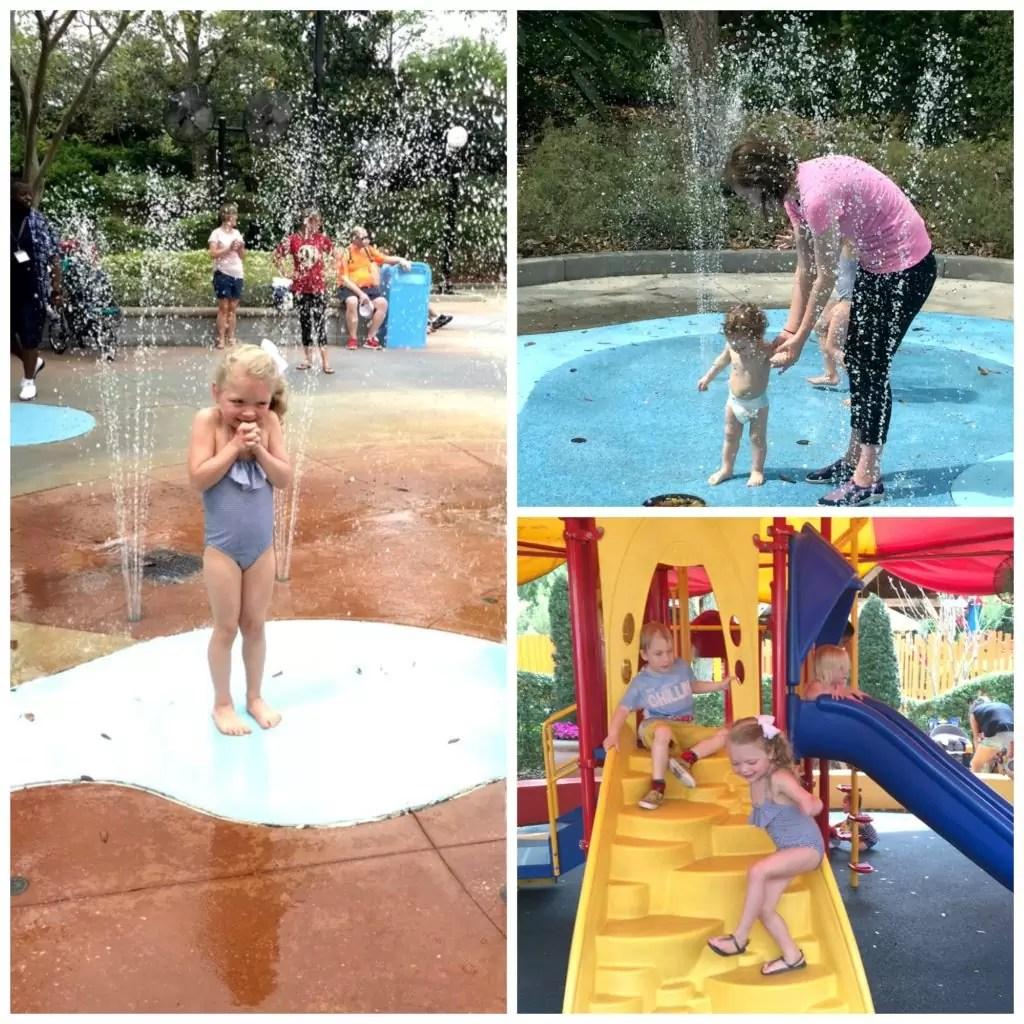 Fun at Curious George Land at Universal Studios Orlando