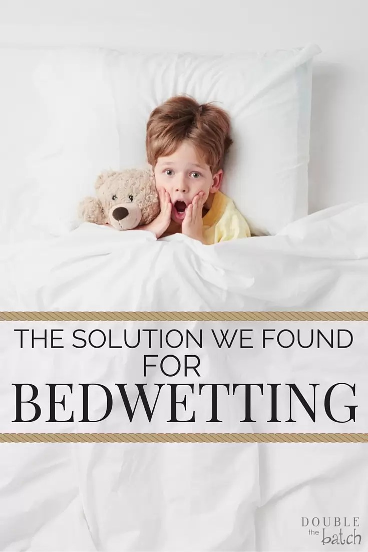 After trying everything we could find to stop our child's bedwetting, we finally found a solution that helped our whole family to be happy again! @goodnites