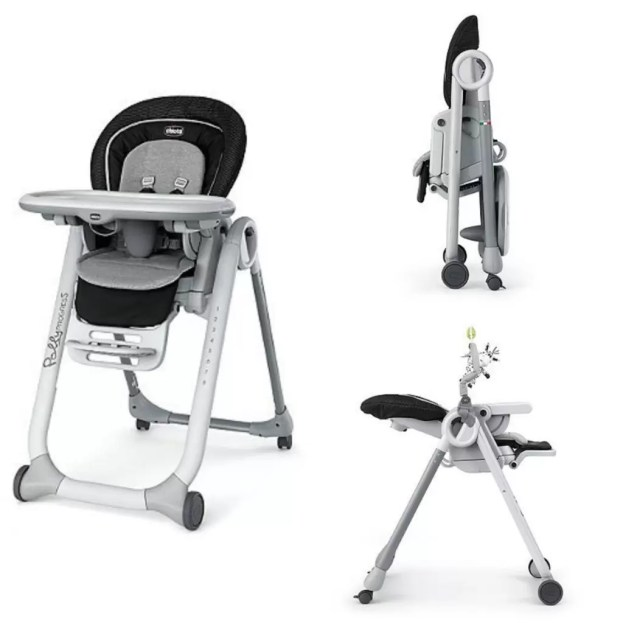 Chicco 5 in 1 progress relax multi highchair