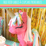 Magical UNICORN Party and Food Ideas + Free Unicorn Party Printables