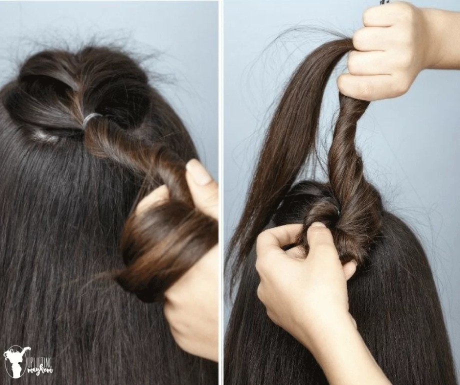 Video Hairstyle Tutorial